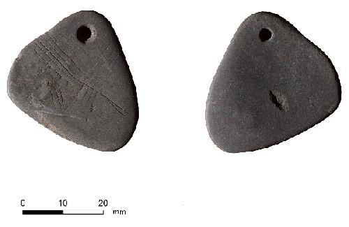Μενταγιόν 11.000 ετών βρέθηκε στη Βρετανία
