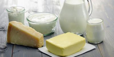 Mencegah batu ginjal dengan olahan susu