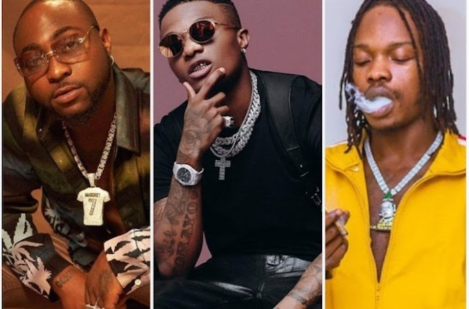[Entertainment] With Their Fan Base, If WIZKID, DAVIDO, & NAIRA MARLEY Are To Contest For Nigeria President – Who Will Win?