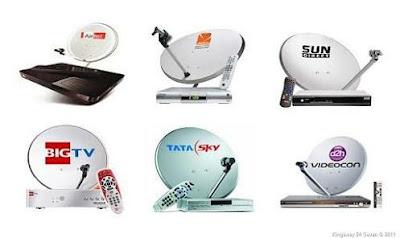ये है भारत की टॉप 7 DTH कंपनियां, नंबर 7 चौका देगा