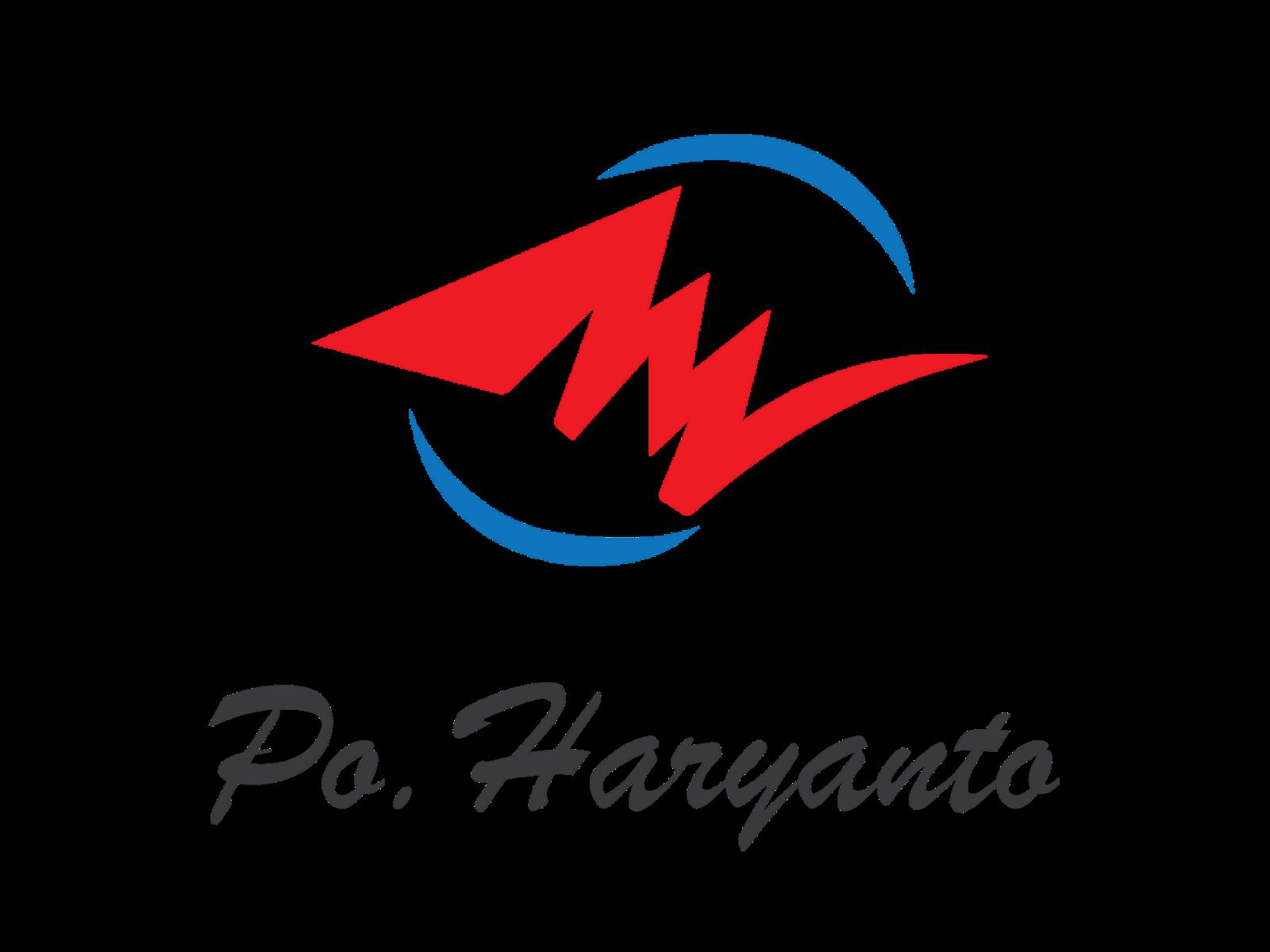 Logo Bus PO Haryanto Format PNG