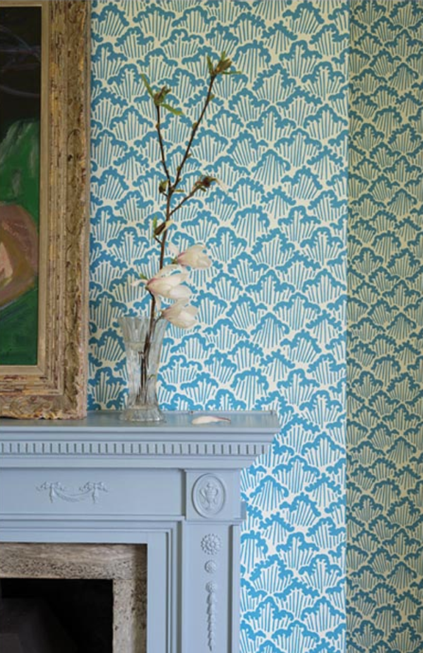 new japanese inspired wallpapers from farrow and ball poppytalk. Black Bedroom Furniture Sets. Home Design Ideas