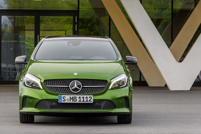 2016 Mercedes-Benz A-Class A200 d