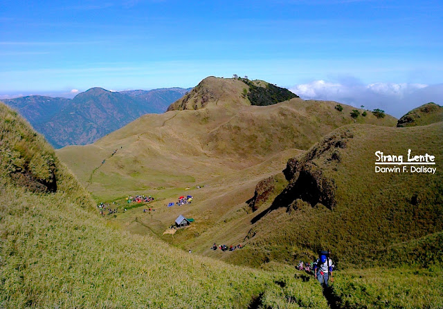 Mt. Pulag weather