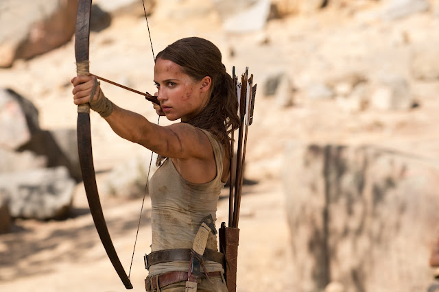 Tomb Raider: Film Review