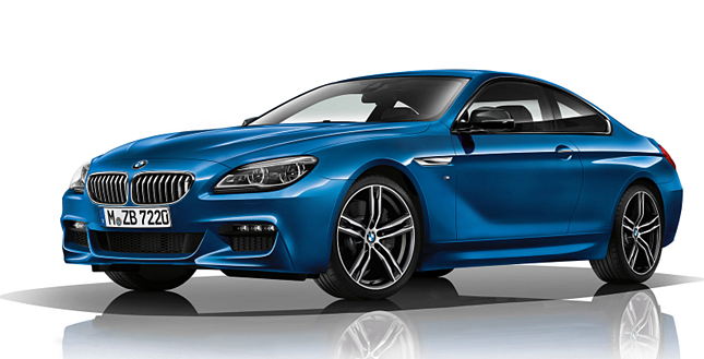 2018 BMW 6 Series M Sport Limited Edition
