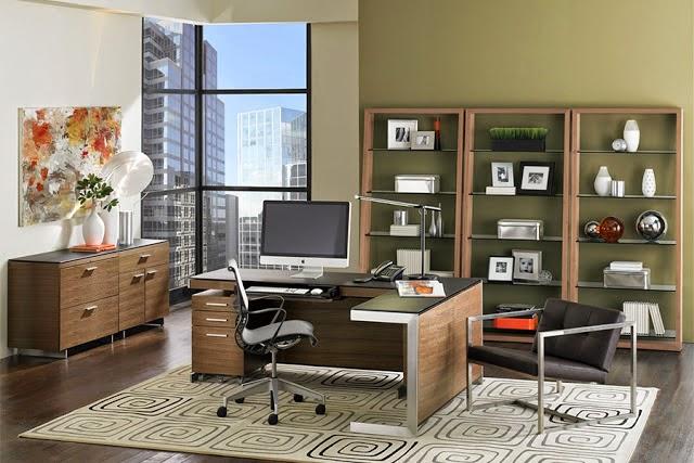 Decorar oficina en ecasa