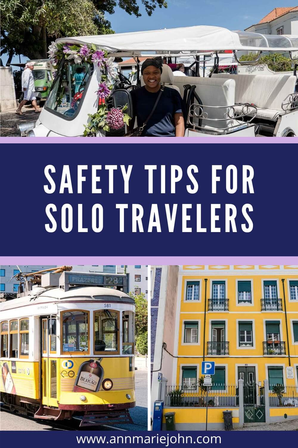 Safety tips for solo travelers