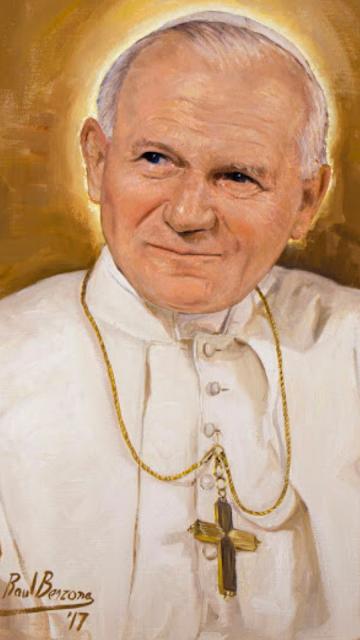 Wallpaper de São João Paulo II