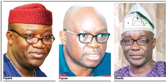 Ekiti Election: INEC Dares PDP To Go To Court