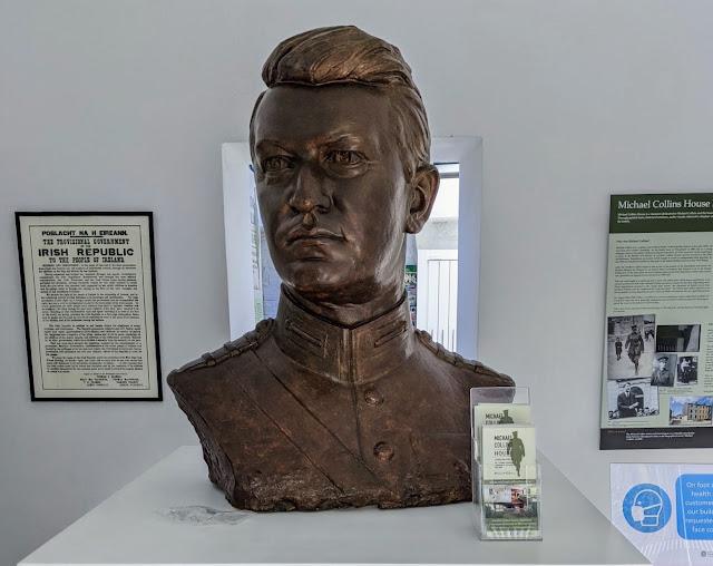 West Cork Ireland - Michael Collins House Museum