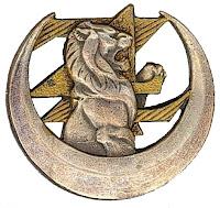 Insigne régimentaire du 4e Zouaves