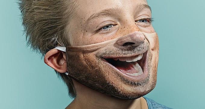 Enmascararse: Diseño de tapabocas para expresar la verdadera identidad y robar más de una sonrisa