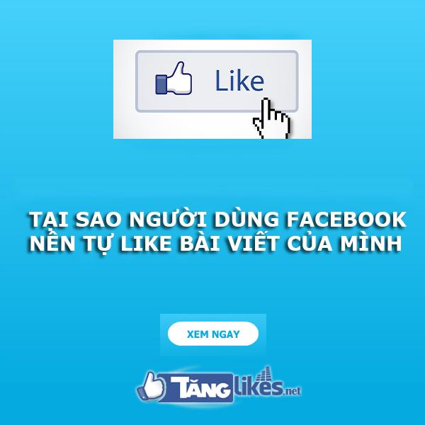 tang like bai viet tren facebook