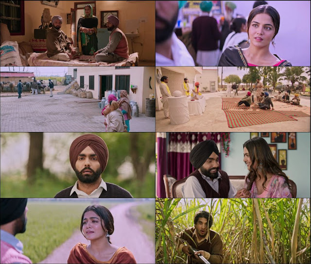 Nikka Zaildar 3 2019 Punjabi 720p WEBRip