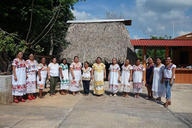La red de mujeres mayas que produce la miel melipona y protege la biodiversidad en México. Foto: © PNUD Mexico, PPD Mexico, Claudia Novelo Alpuche