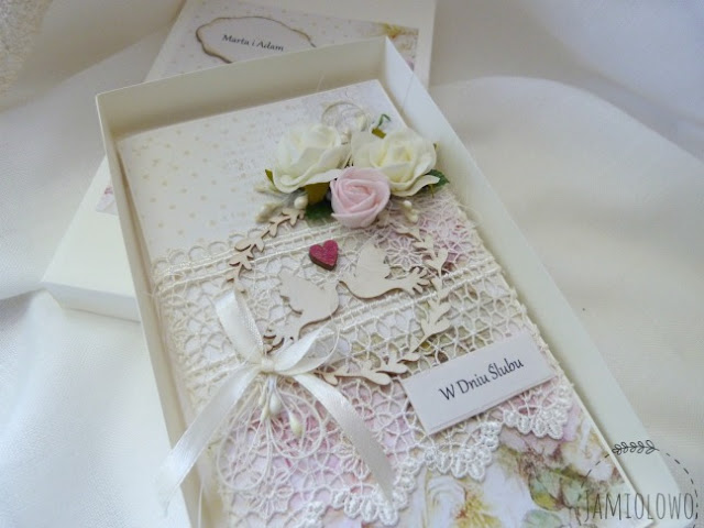 papier My wedding od Craft&You
