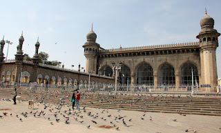 Mecca Masjid ,mecca masjid hyderabad,mosques in india