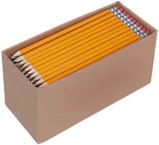 deal on pencils