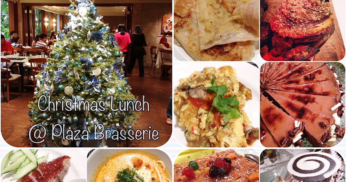 Eat, Shop And Travel: Christmas Lunch
