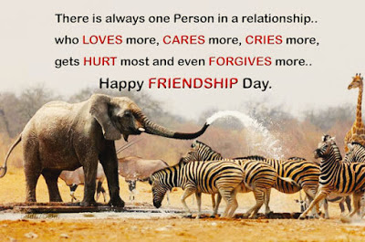 wish your friends a very happy friendship day 2017