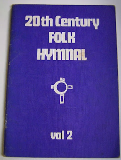 Cover photo of the Twentieth Century Folk Hymnal, Volume 2