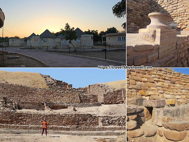 Dholavira A Harappan City UNESCO World heritage Sites Gujarat