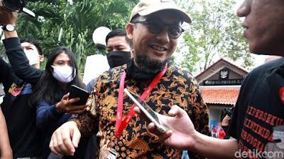 Novel Baswedan: Firli Bukan Pemilik KPK, Tak Bisa Sewenang-wenang!