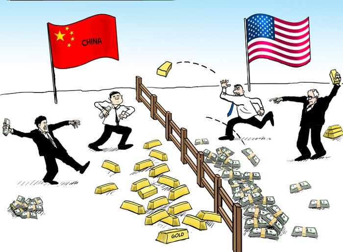 China Sebut AS Sumber Ketidakstabilan Terbesar di Dunia