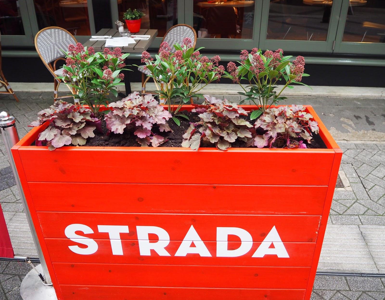 Strada Italian Restaurant, Horsham, UK Blogger, Restaurant Review, Italian Food, Food Blogger West Sussex Blogger, Katie Kirk Loves