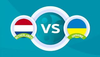 موعد مباراة هولندا وأوكرانيا فى يورو 2020