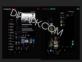 PitchBlack Origins│Substratum Theme Apk v89.5 Patched [Latest]