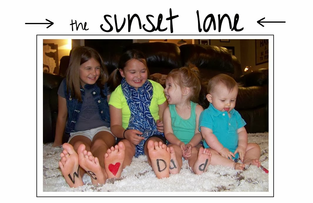The Sunset Lane