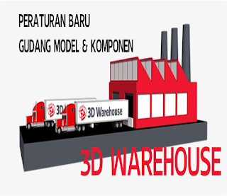 Gudang Gambar 3DWarehouse - nceptutorial