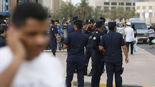 الدورية الأردنية تضبط شاب وصديقته بفعل فاضح بالطريق العام