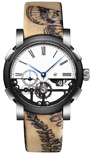 Montre Romain Jerome Tattoo-DNA by Xoil