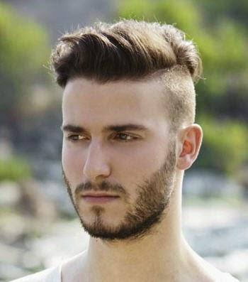 Model rambut pria Undercut