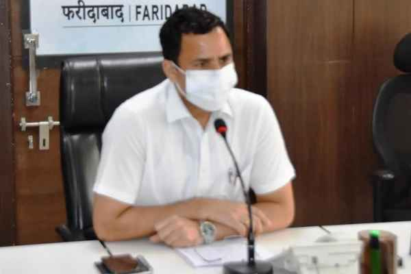 faridabad-dc-revised-containment-zone-list-news