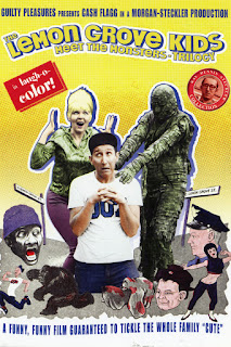 The Lemon Grove Kids Meet the Monsters – review