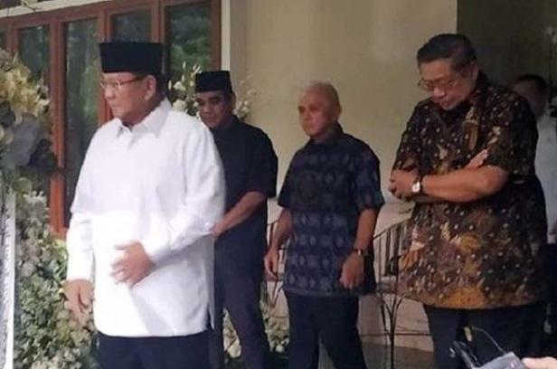 Gerindra Ungkap Alasan Prabowo Bocorkan Pilihan Politik Ani Yudhoyono