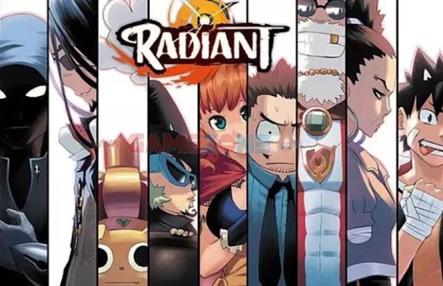 Radiant (1-21) Sub Indo Batch Download