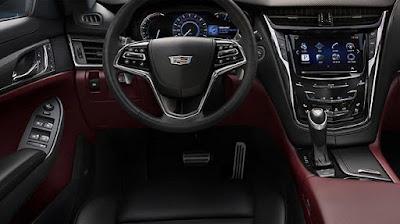 2016 Cadillac CTS Sedan Trim Levels