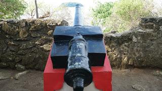 Benteng Portugis Jepara salah satu destinasi wisata di kabupaten Jepara yang menawarkan wisata alam, reliji dan sejarah.
