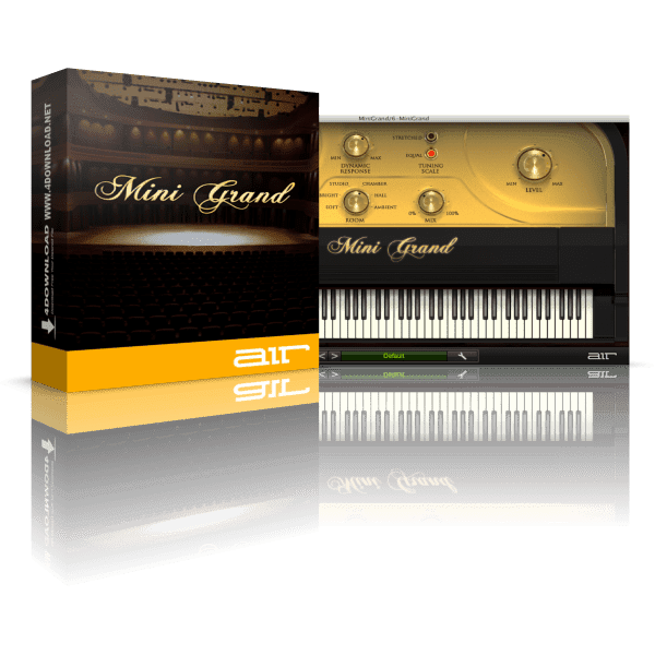 AIR Music Technology Mini Grand v1.2.7 Full version