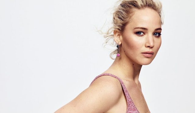 Jennifer Lawrence by Jean-Baptiste Mondino for Dior 2015 Campaign
