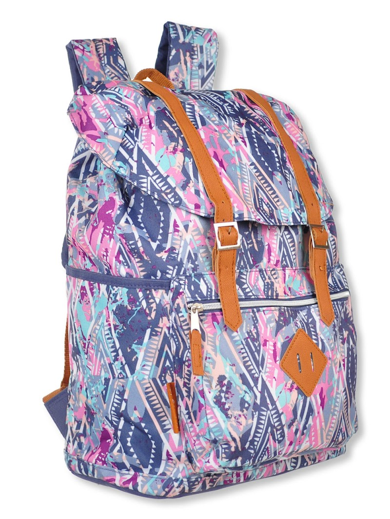 COOKIESKIDS - MADISON & DAKOTA SNAP FLAP BACKPACK $14.99