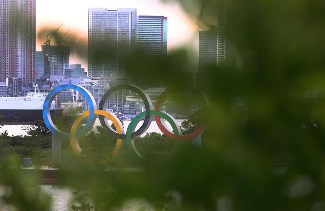 Ditengah Pandemi COVID-19, Seremoni Olimpiade Tokyo 2020 Dibuka Jumat.lelemuku.com.jpg
