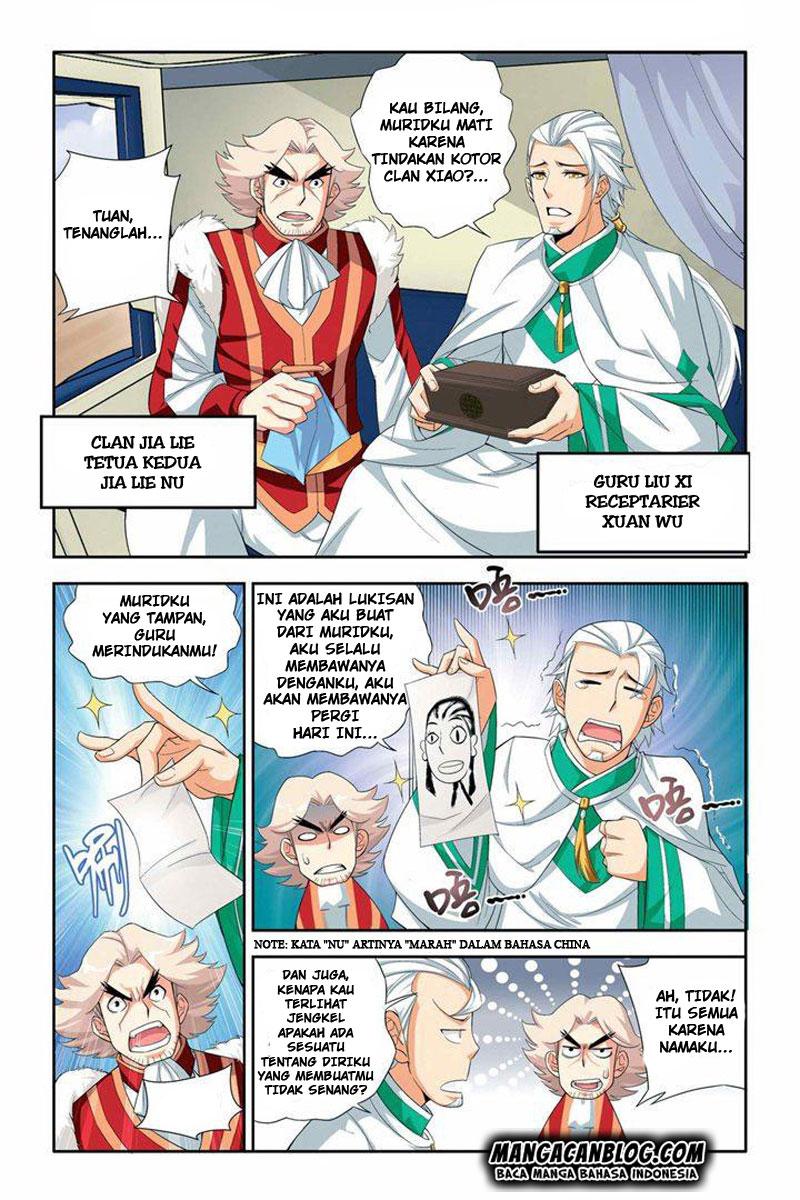 Battle Through Heaven Chapter 18-13