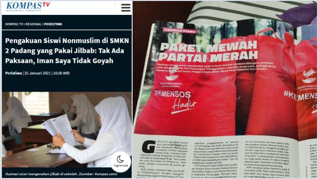 Heboh Siswi Dipaksa Berjilbab, Tengku Zul: Awas Pengalihan Isu Bansos Madam