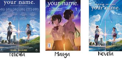 your name makoto shinkai